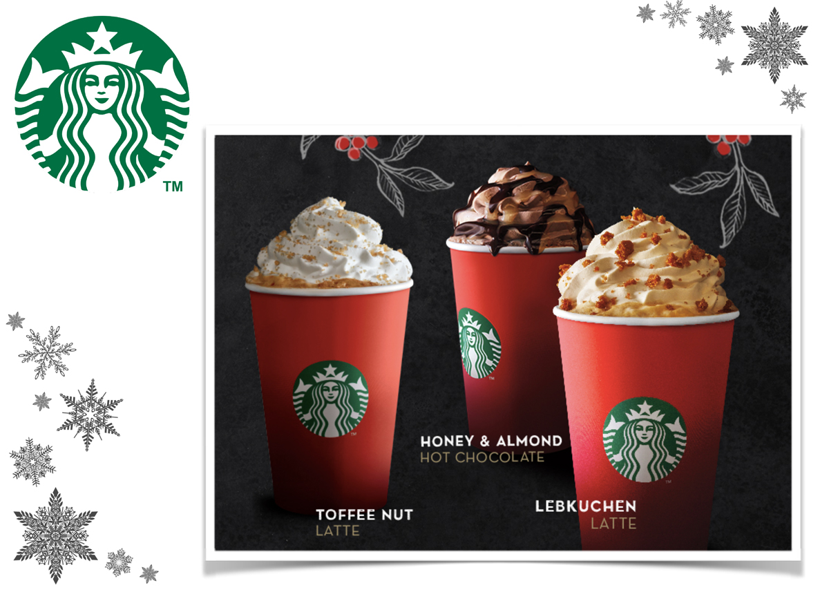 Blogger Adventskalender 2015 II How I met my outfit by Dana Lohmüller II photos: Starbucks Homepage II 100 € Starbucks Gutschein