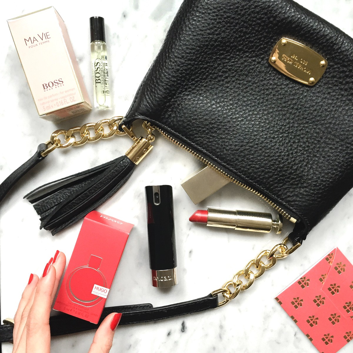Blogger Adventskalender 2015 II How I met my outfit by Dana Lohmüller II  3 x reload Discovery Box