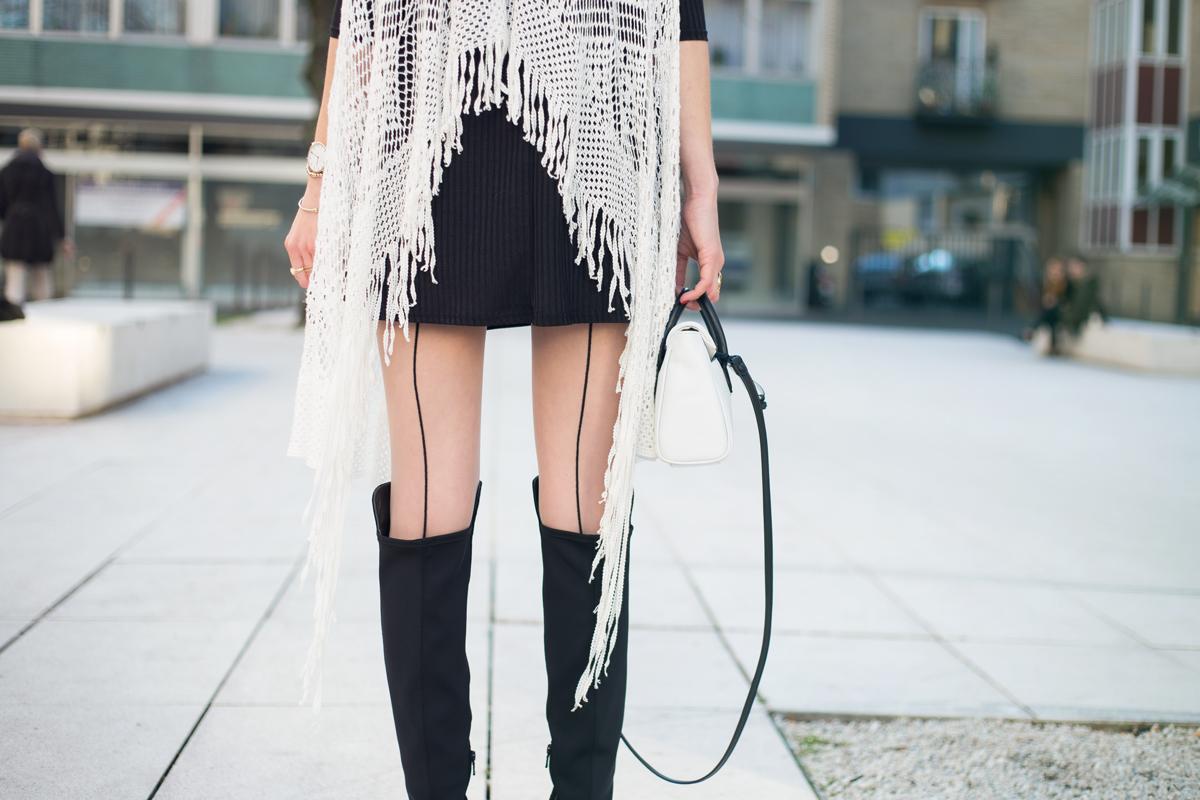 Crochet & Pinko I MBFW Berlin II How I met my outfit by Dana Lohmüller