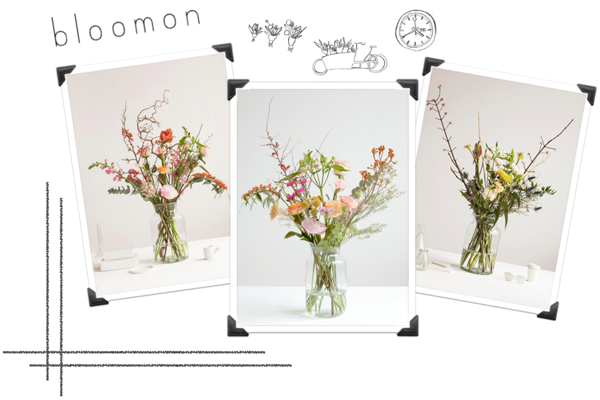 In love with... Flowers by Bloomon II How I met my outfit by Dana Lohmüller II photos: bloomon.de