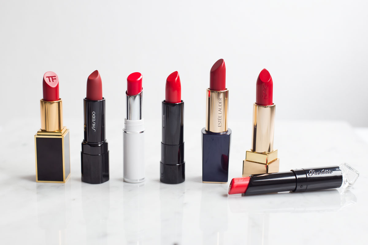 7 Days - 7 Red Lipsticks - die besten roten Lippenstifte II How I met my outfit by Dana Lohmüller
