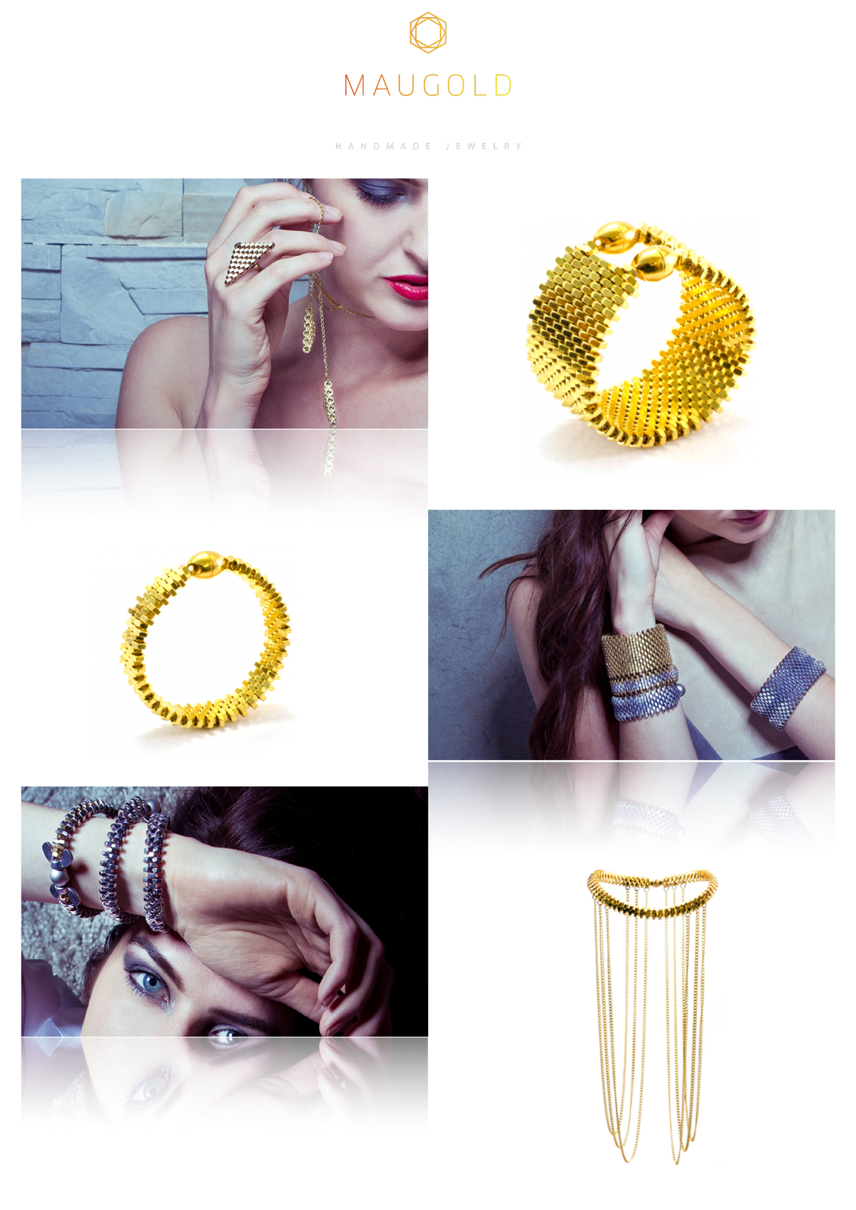 In love with... MAUGOLD I jewelry I How I met my outfit by Dana Lohmüller I photos: Maugold