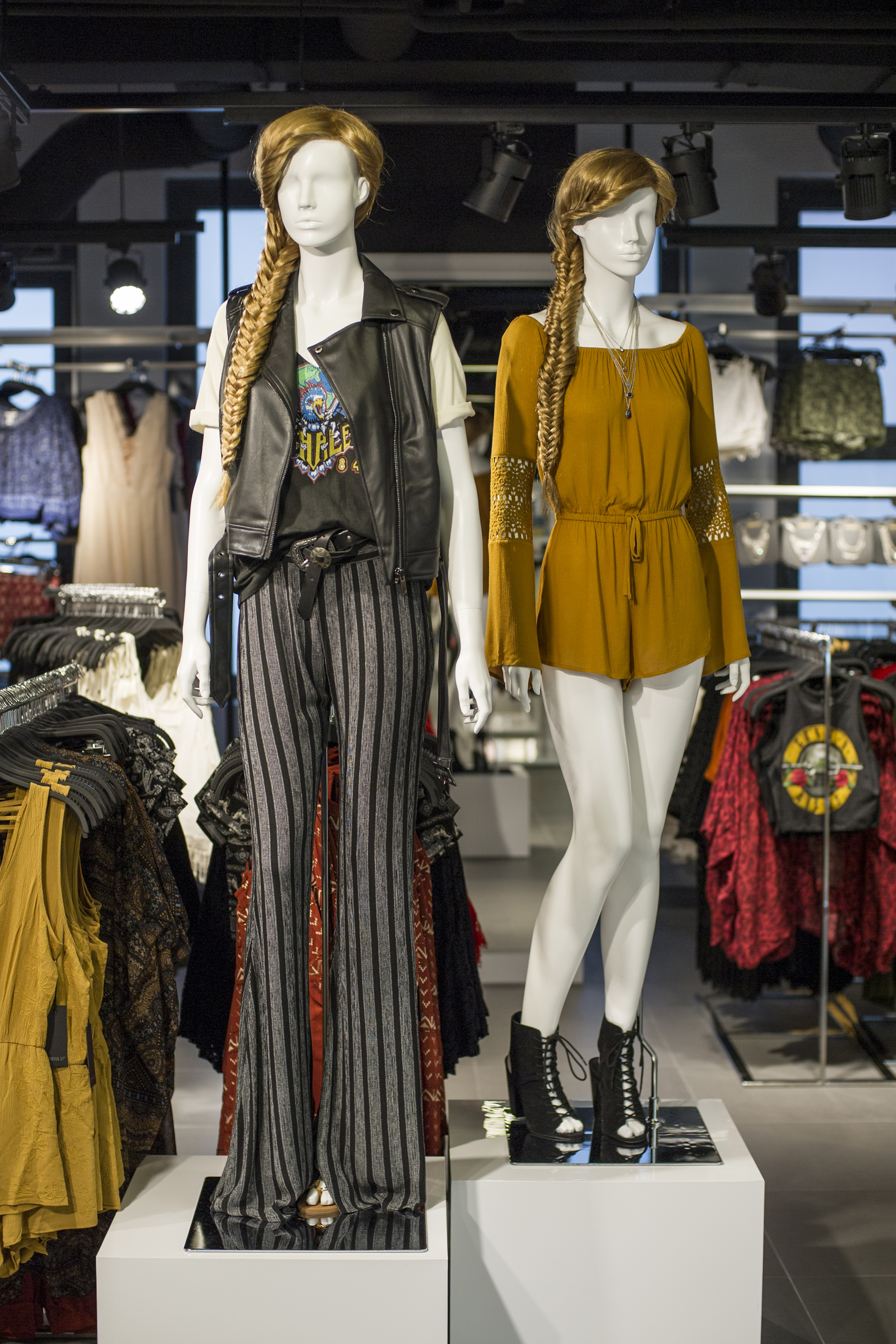 Forever 21 Store Opening in Dortmund | How I met my outfit by Dana Lohmüller