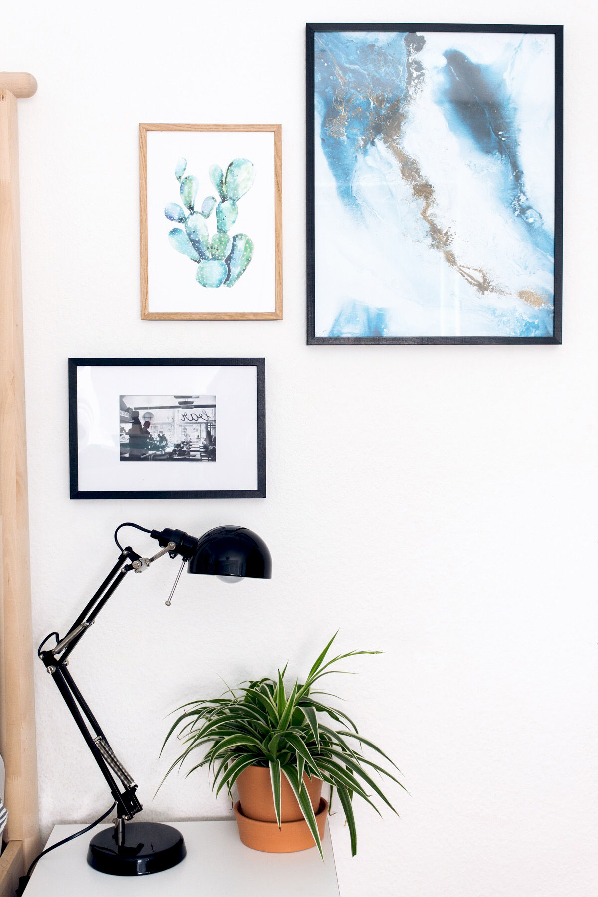 interior inspo - gallery wall x Desenio poster II How I met my outfit by Dana Lohmüller