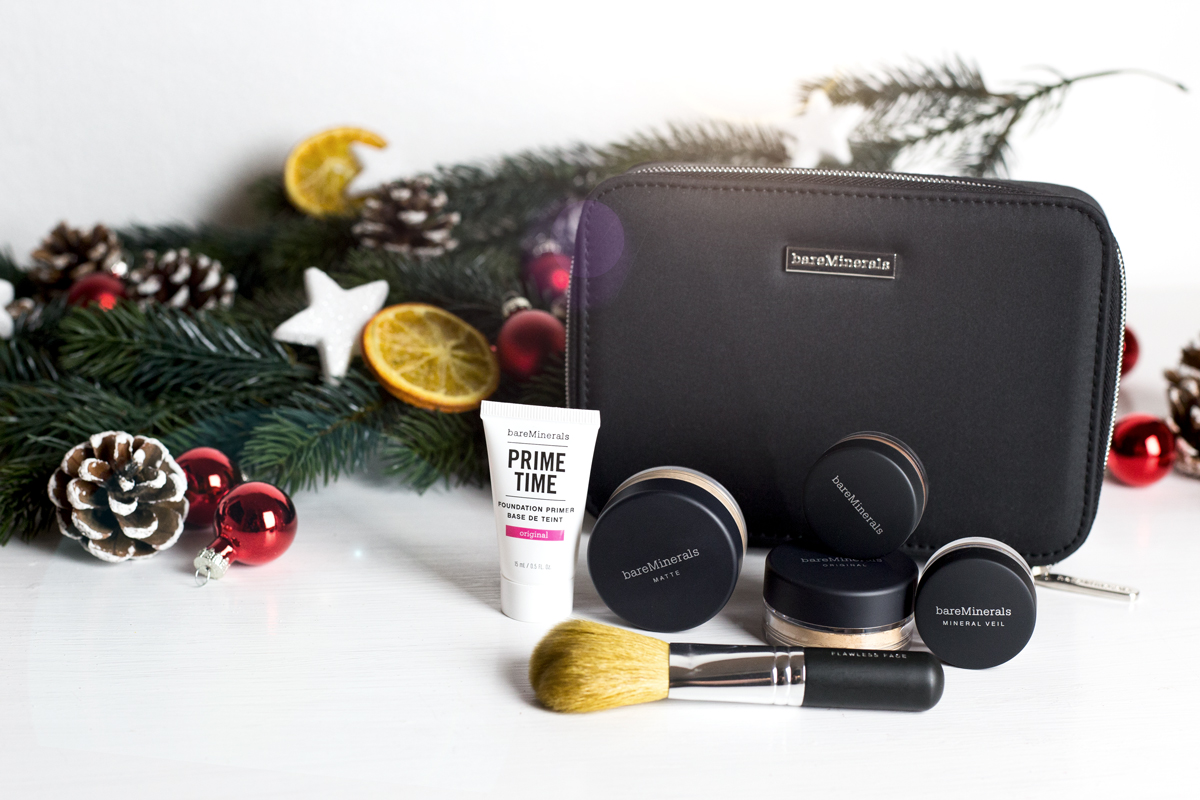 Beauty Gift Guide with Douglas | Geschenke Klassiker | How I met my outfit by Dana Lohmüller -  BareMinerals Starter Set