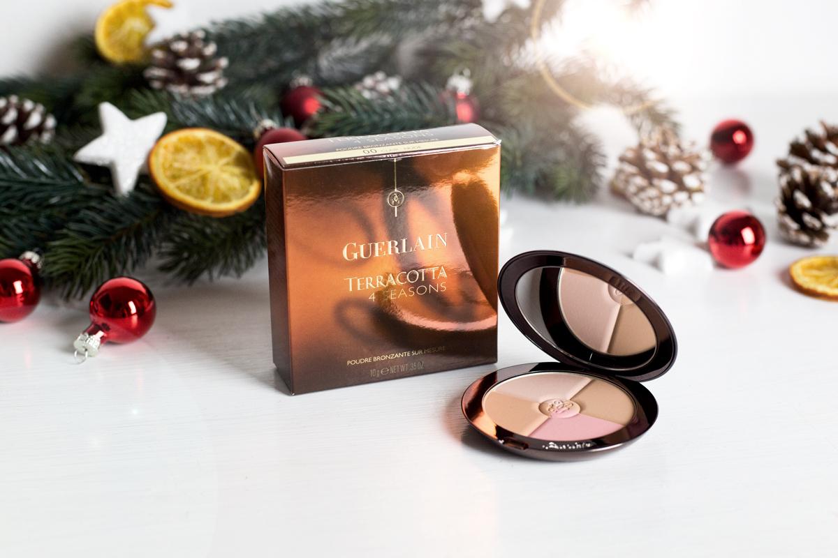 Beauty Gift Guide with Douglas | Geschenke Klassiker | How I met my outfit by Dana Lohmüller -  Guerlain Terracotta 4 Seasons