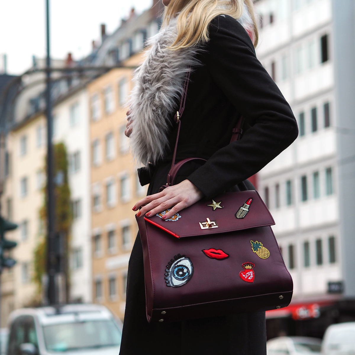 Day 12 | 2 x Buffalo Bag for you and your best friend | Blogger Adventskalender 2016 | How I met my outfit by Dana Lohmüller
