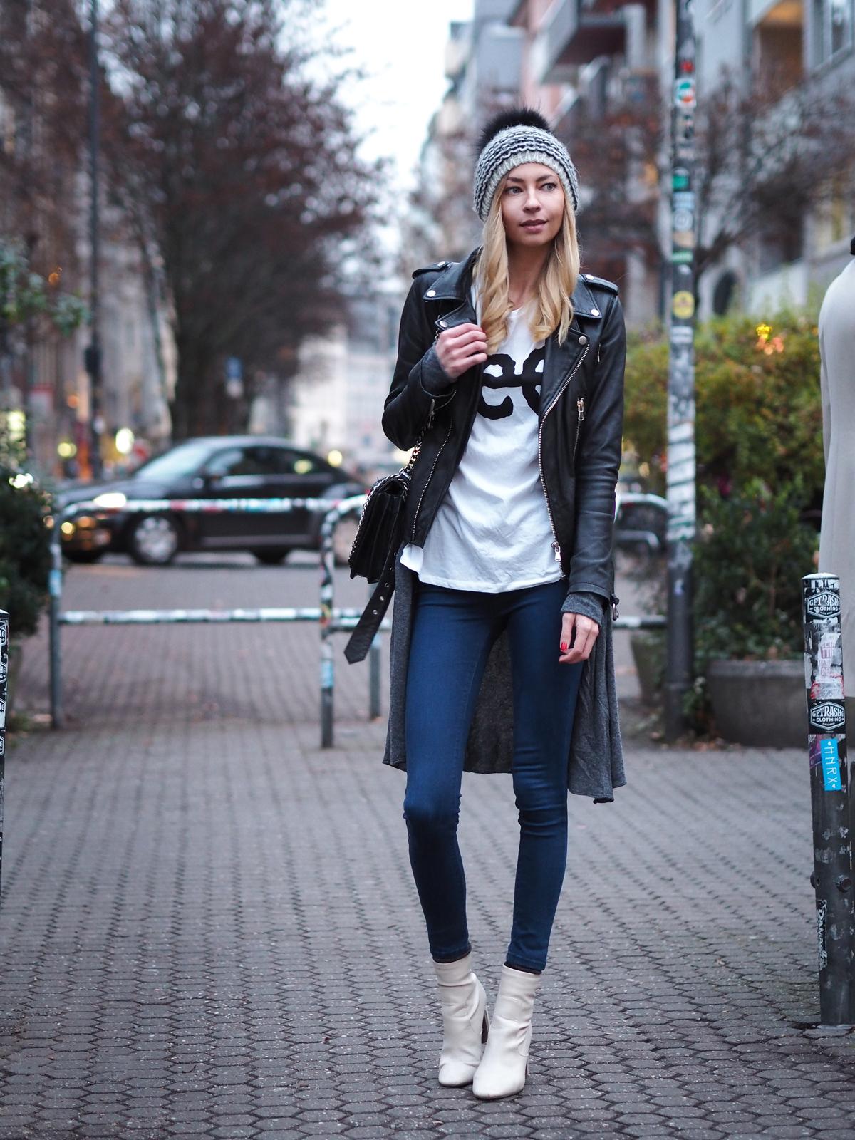 Day 19   5 x LEE Logo Shirt   Blogger Adventskalender 2016   How I met my outfit by Dana Lohmüller