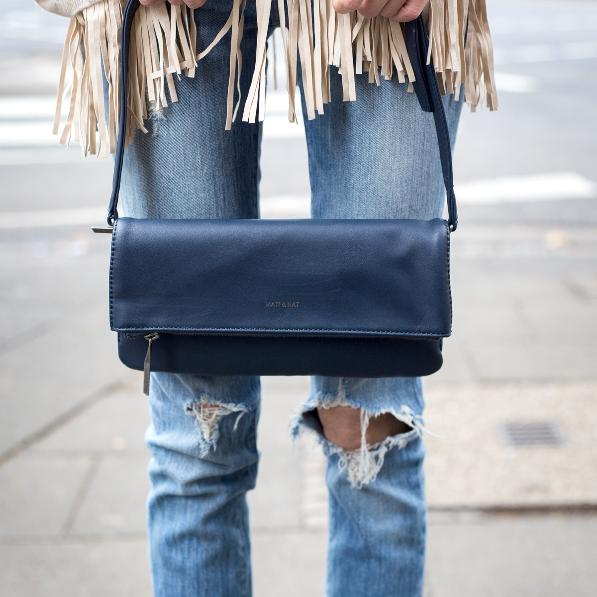 Day 7 | Matt & Nat Bag via Lieblingstasche  | Blogger Adventskalender 2016 | How I met my outfit by Dana Lohmüller