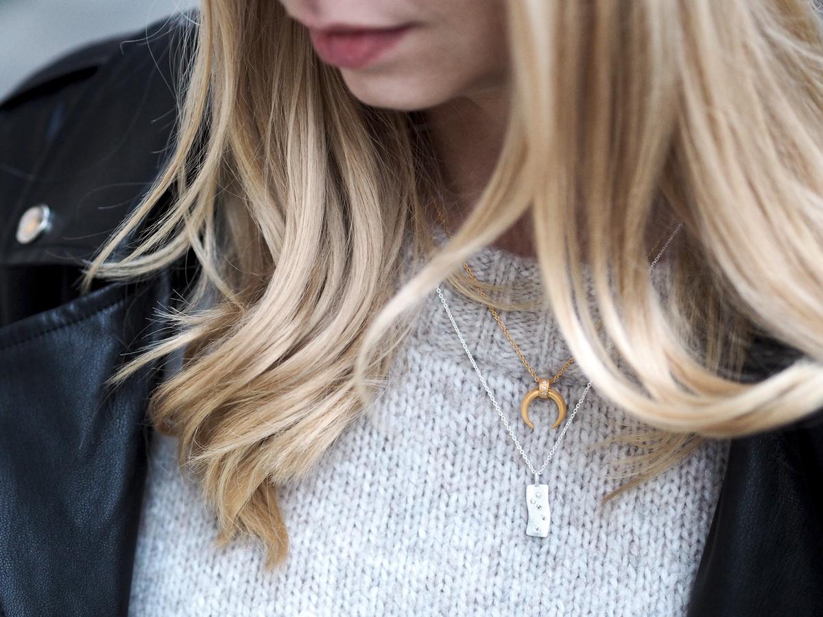 Day 13 | Necklaces Set by Luilu | Blogger Adventskalender 2016 | How I met my outfit by Dana Lohmüller