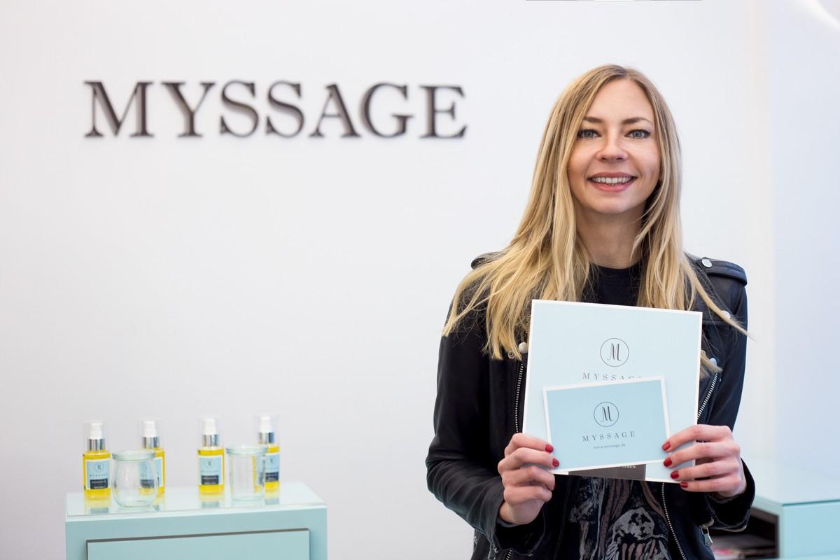 Day 2 | Myssage - 5 x 30 min. massage & Slimyonik | Köln, Düsseldorf coming soon | How I met my outfit by Dana Lohmüller