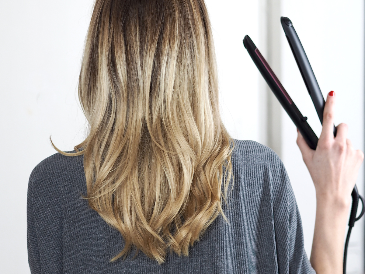 Day 11   Philips StraightCare Advanced hair straightener   Blogger Adventskalender 2016   How I met my outfit by Dana Lohmüller