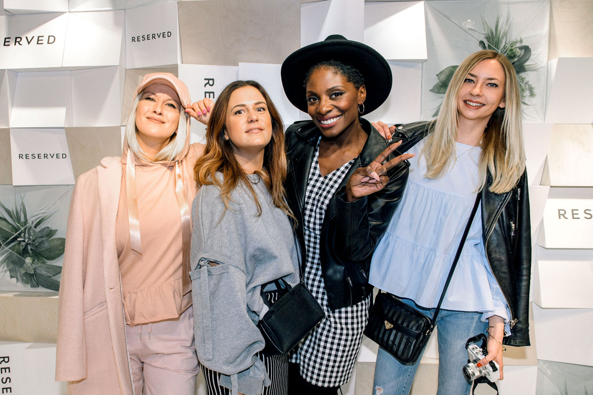 Reserved Store Opening Köln - How I met my outfit by Dana Lohmüller