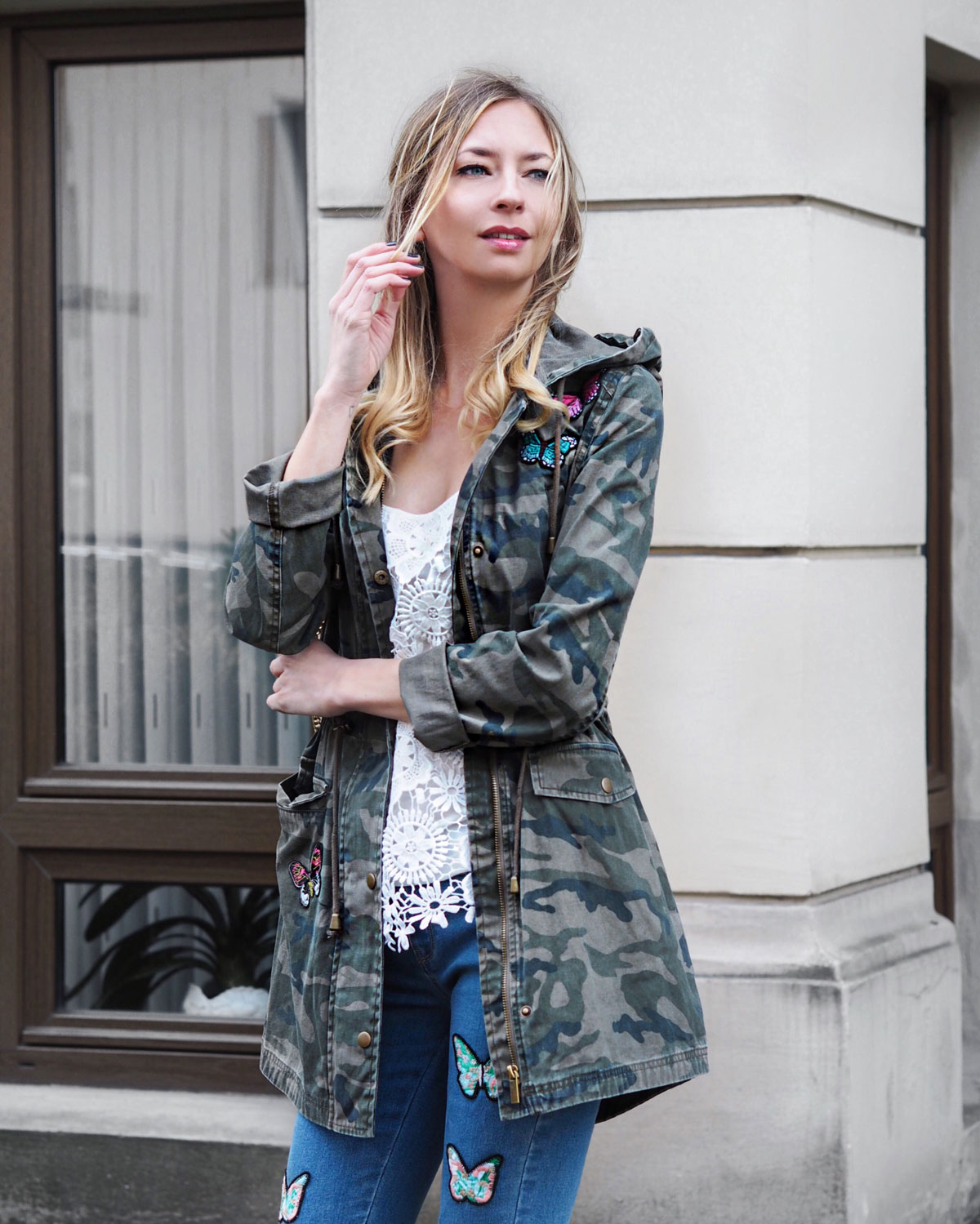 Army of Butterflies | Orsay | How I met my outfit by Dana Lohmüller