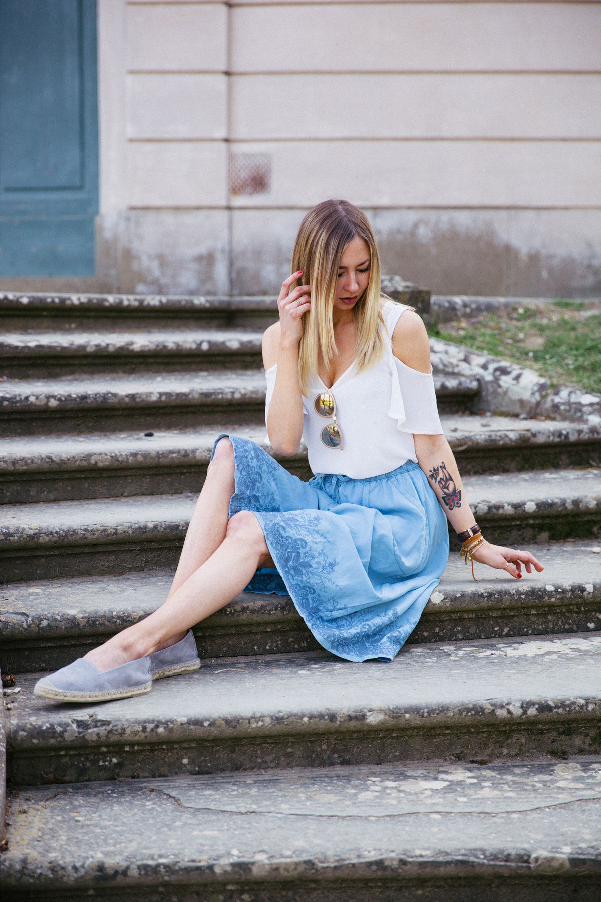 C&A spring / summer collection | Florence | How I met my outfit by Dana Lohmüller