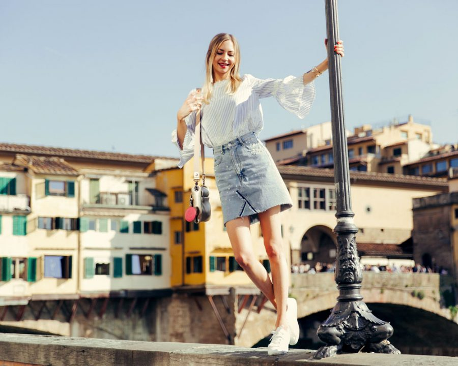 #Alwayswithme Mandarina Duck | How I met my outfit by Dana Lohmüller