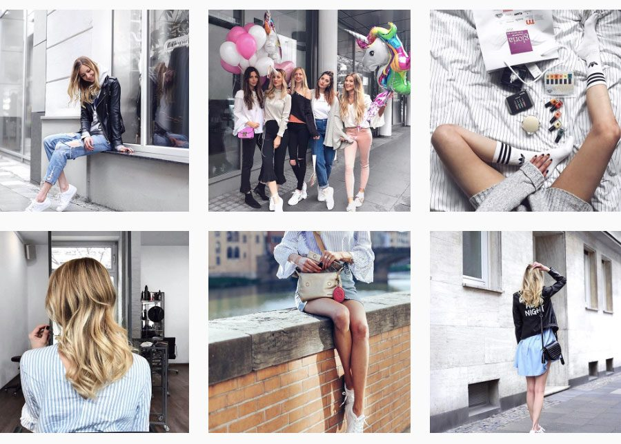 Unicorns. Update Week 15   2017   How I met my outfit by Dana Lohmüller