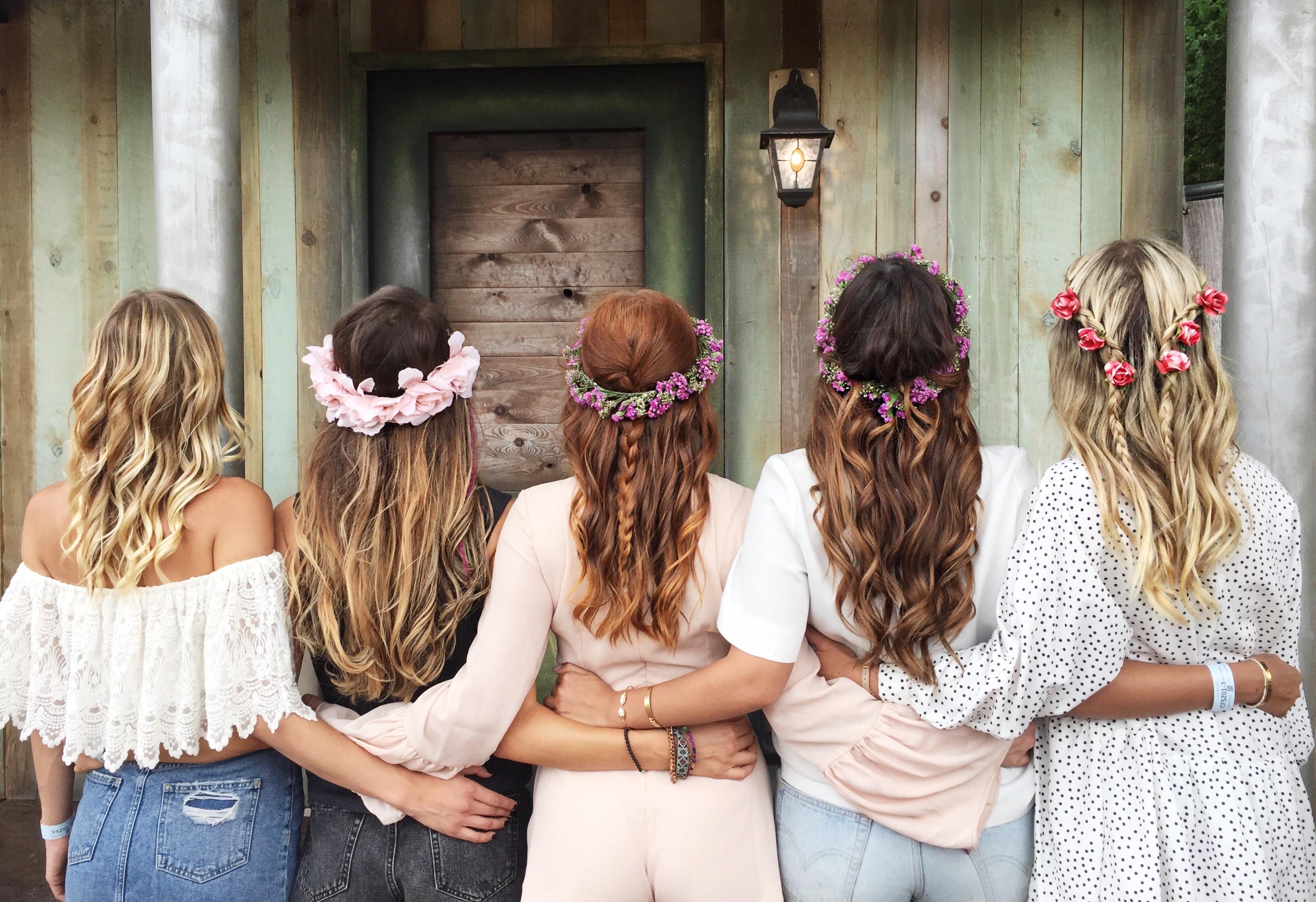Fresh Festival Hair mit Batiste Trockenshampoo | Werbung | How I met my outfit by Dana Lohmüller