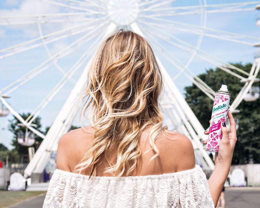 Fresh Festival Hair mit Batiste Trockenshampoo   Werbung   How I met my outfit by Dana Lohmüller