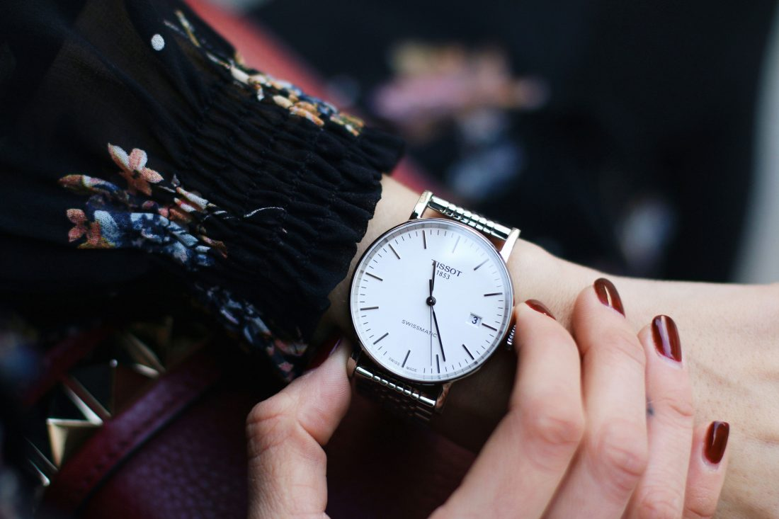 Tissot Everytime Swissmatic - Automatisch stilvoll - How I met my outfit by Dana Lohmüller