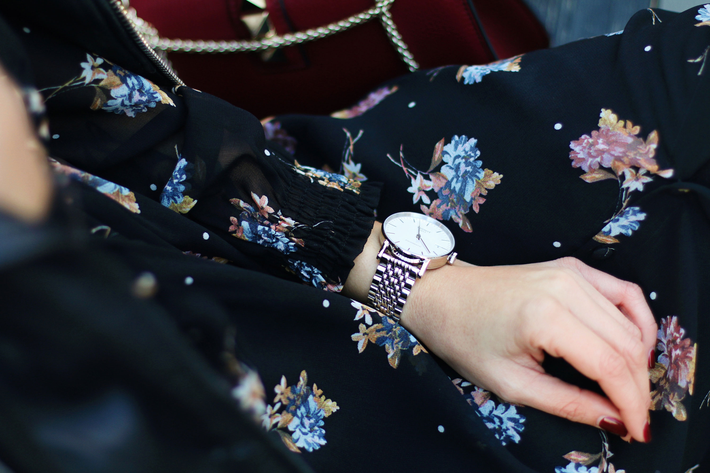 Tissot Everytime Swissmatic - Automatisch stilvoll - How I met my outfit by Dana Lohmüller