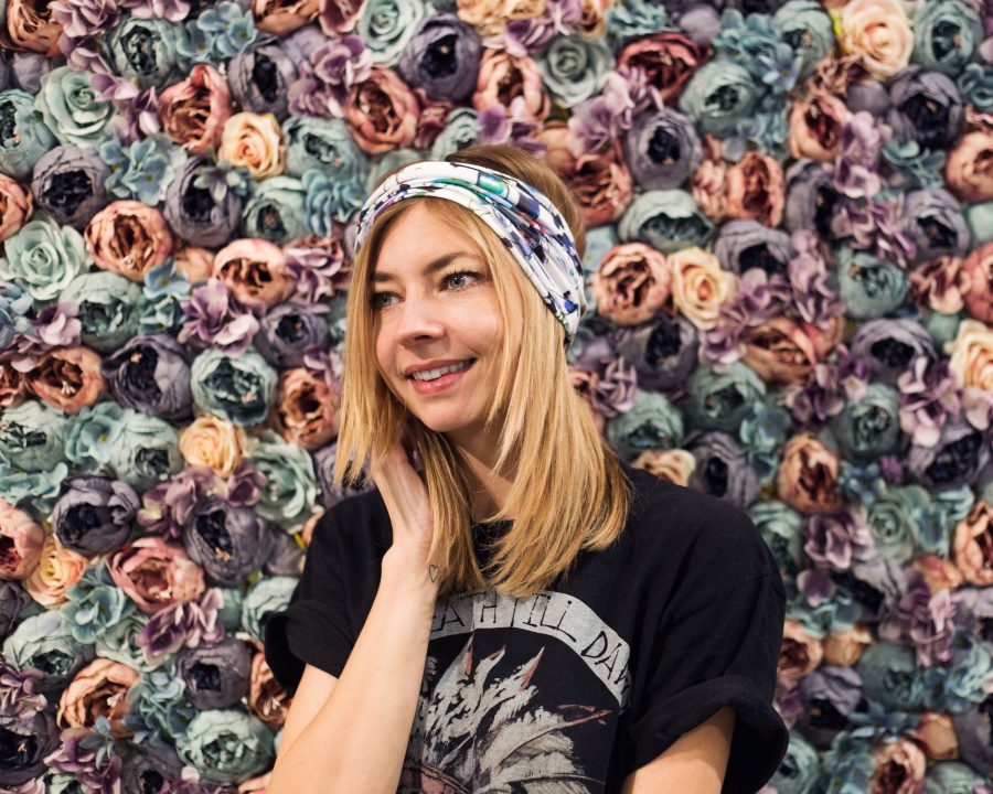 Loop-Schals by Pepperprint Creations - Adventsgewinnspiel | Werbung | How I met my outfit by Dana Lohmüller