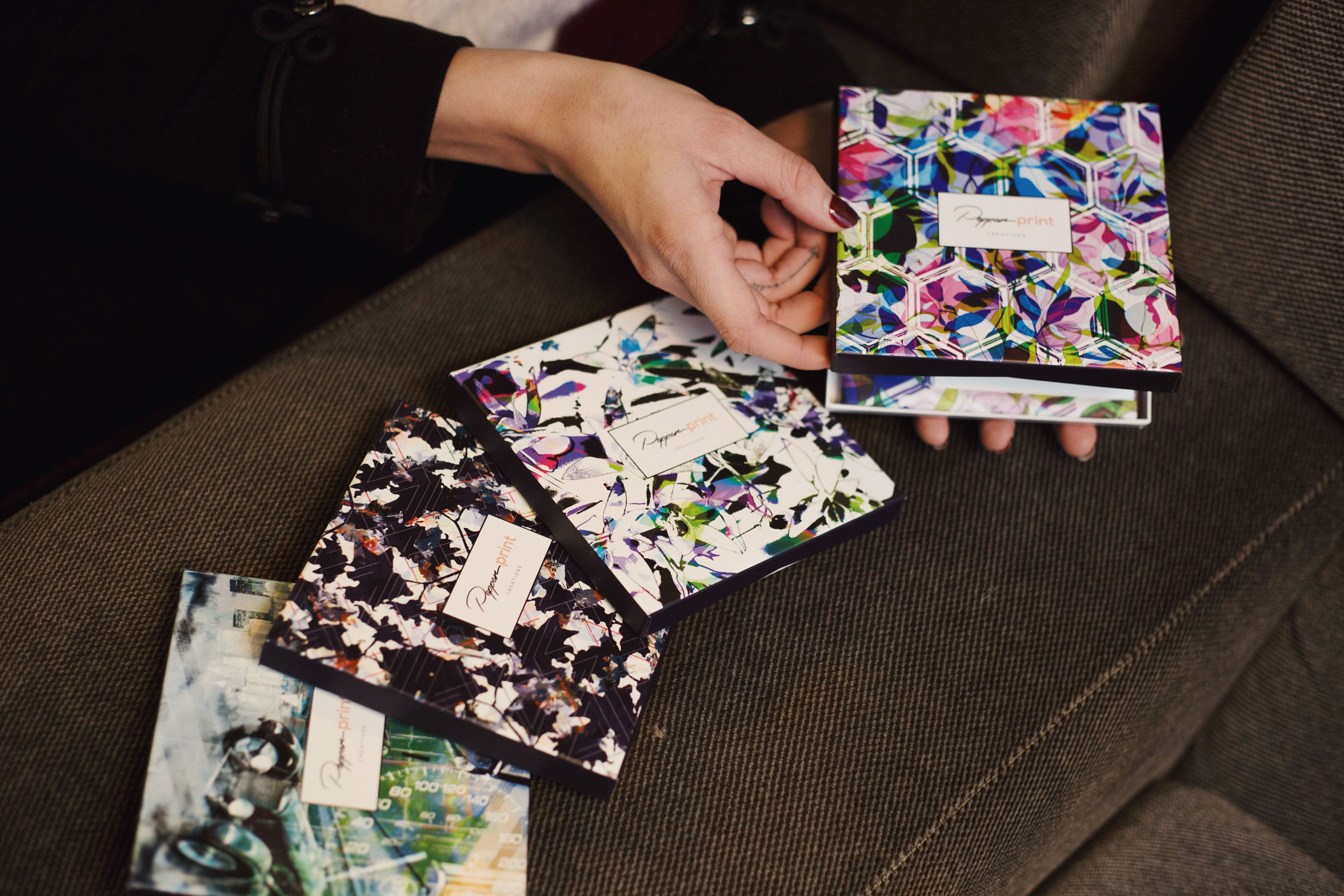 Loop-Schals by Pepperprint Creations - Adventsgewinnspiel   Werbung   How I met my outfit by Dana Lohmüller